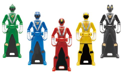 Gokaiger Ranger Key Set 06 - 1