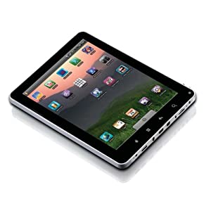 A-rival a-PAD NAV-PA83 20,3 cm (8 Zoll) Tablet-PC (Touchscreen, 256 MB RAM, 8GB interner Speicher, Android OS)