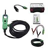 YD208 Car Electric Circuit Tester Automotive Tools Auto 12V Voltage Power Probe Same as PT150 Electrical System Tester Car Tools (Tamaño: Standard)