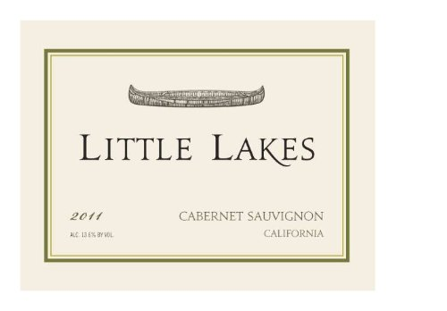 2011 Little Lakes Cabernet Sauvignon, California 750 Ml