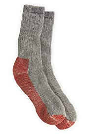 Fox River Men's Soft Merino USA-made Sock