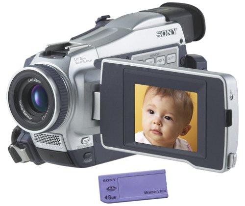 "Sony DCRTRV18 MiniDV Digital Handycam Camcorder w/ 2.5"" LCD."