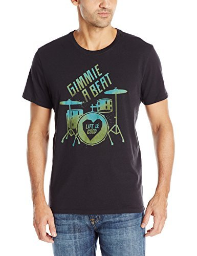 life-is-good-mens-newbury-gimme-a-beat-drum-set-tee-large-night-black-by-life-is-good