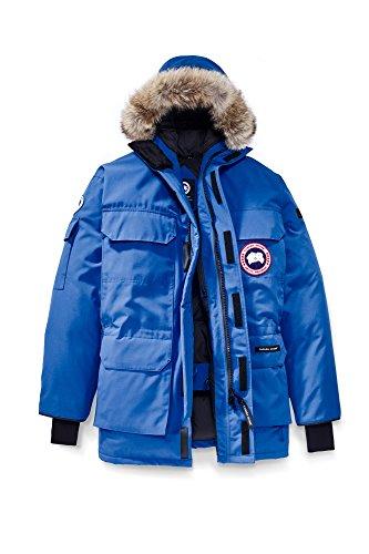 Canada Goose Men's PBI Expedition Parka (Authentic) (Small, PBI Blue) (Fusion Fit Canada Goose compare prices)