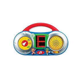 LeapFrog Fridge DJ Magnetic Learning Radio