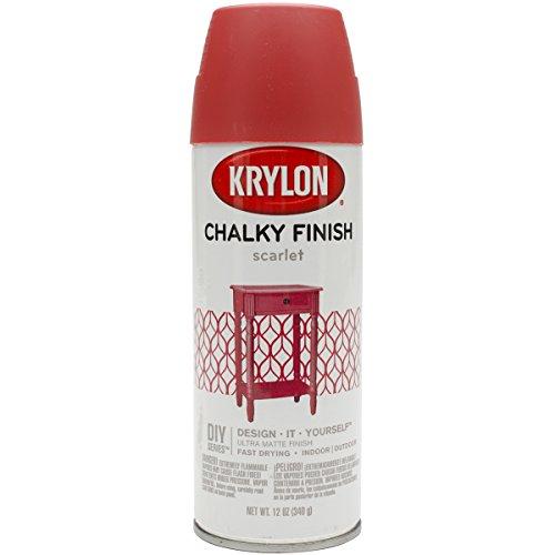 krylon-k04115000-chalky-finish-spray-paint-scarlet