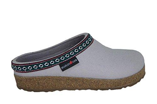 Pantofole HAFLINGER art. 71100186 rosa in lana cotta (36-40) 36