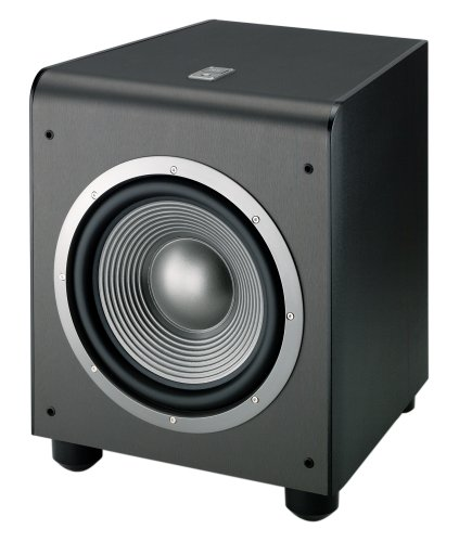 Review JBL ES250PBK High-Performance 12-Inch Powered Subwoofer