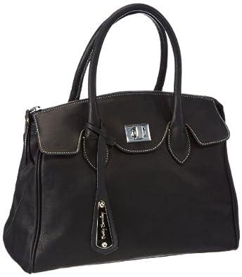 betty barclay verona handbag womens black schwarz black size 31x24x11 cm b x h x t amazon. Black Bedroom Furniture Sets. Home Design Ideas
