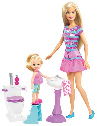 Barbie I Can Be Babysitter Playset (I Can Be Barbie compare prices)