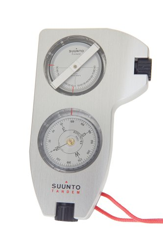 Suunto Tandem-360PC/360R Compass and Clinometer