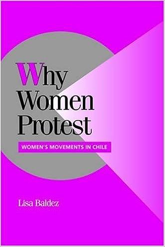 Why Women Protest: Women's Movements in Chile (Cambridge Studies in Comparative Politics)