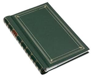 Pioneer Bi-Directional Memo Pocket Album, Hunter Green