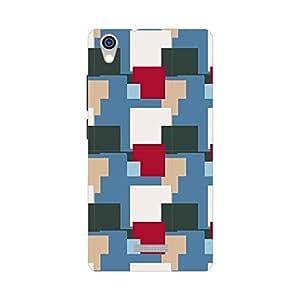 Garmor Designer Plastic Back Cover For Lava Iris X9