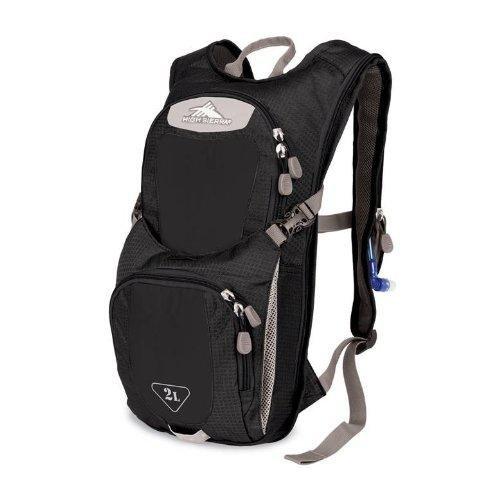 High Sierra Quickshot 70 Hydration Pack (Black, 17X 11X 5.25-Inch) front-1011476