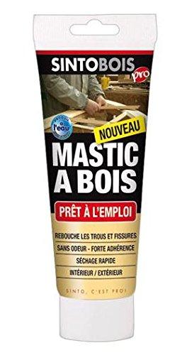 sinto-39900-tube-de-mastic-a-bois-pate-bois-clair
