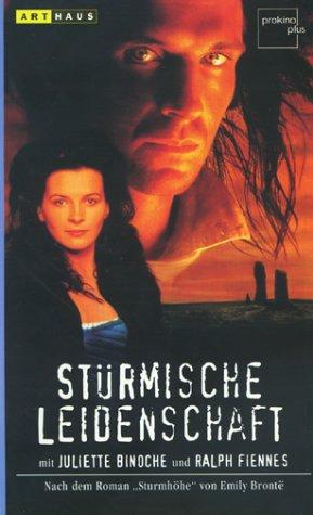 Stürmische Leidenschaft [VHS]