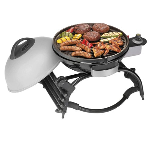 Wonderful George Foreman GP100SIL Wheel U0026 Grill (Discontinued By Manufacturer)