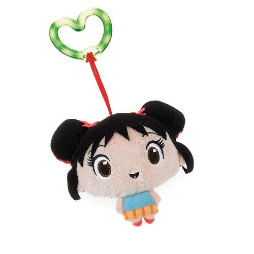 Ni Hao, Kai-lan and Friends Plush Clip-On Kai-Lan (Fisher Price Clip On Dolls compare prices)