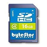 ByteStor 16GB SDHC Class 4 Memory Cardby ByteStor