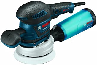 Bosch ROS65VC-6 6-Inch Pad Rear-Handle Random Orbit Sander with Vibration Control