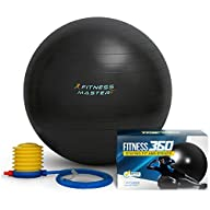 Exercise Ball – 100% Lifetime Guarant…