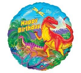 Happy Birthday Mylar Birthday Party 18 Inch Mylar Balloon