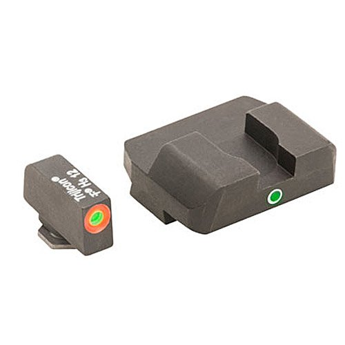 Ameriglo Pro-Idot For Glock 17/19 Orange