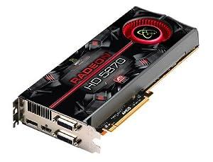 XFX ATI Radeon HD 5870 1 GB DDR5 PCI-Express Card HD587AZNF9