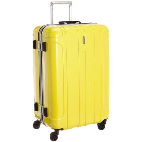 [ピジョール] PUJOLS アルモニー スーツケース 63cm・74リットル・4.3kg(ACE製) 05733 13 (イエロー)