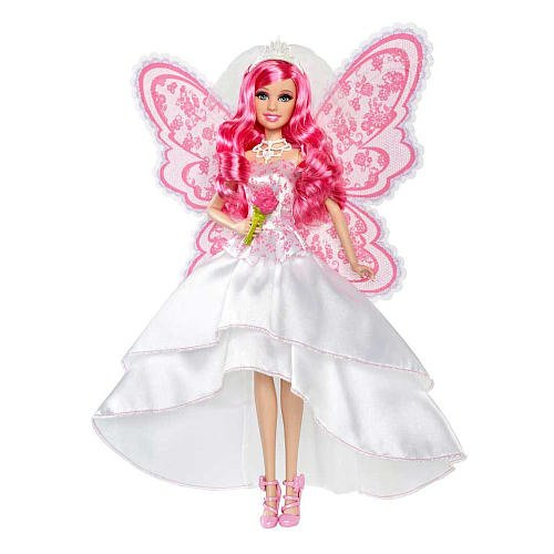 Barbie A Fairy Secret Bride Doll