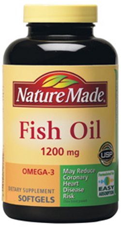 Fish oil april 2011 for Where does fish oil come from