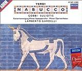 echange, troc Elena Suliotis - Nabucco