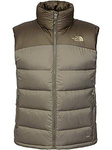 The North Face Nuptse 2 vest Gentlemen olive Size S 2014