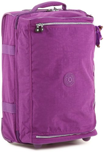 Kipling Women's Teagan Duffel/Travelgear Bright Purple K13094607