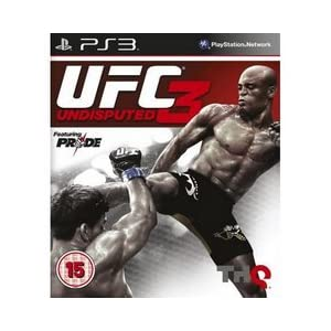 UFC Undisputed 3 For PS3
