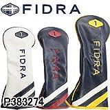 FIDRA フィドラ 2016 FW P383274 ドライバー用 ヘッドカバー (ホワイト)