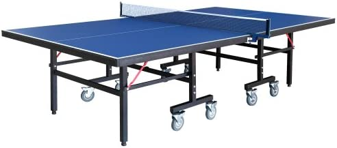 Hathaway Back Stop Table Tennis Table Blue