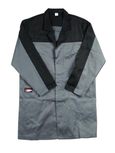 PaintWear Outer Banks Painting Smock L - Grey/Black