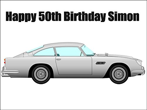 a4-size-db5-grand-tourer-sports-car-birthday-cake-toppers-decorations-personalised-on-edible-rice-pa