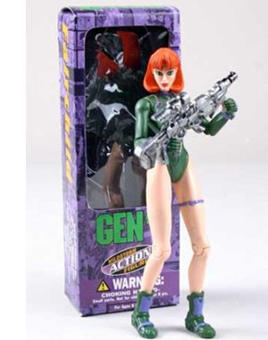 Wizard Toyfare Exclusive Action Figure Gen 13 Fairchild