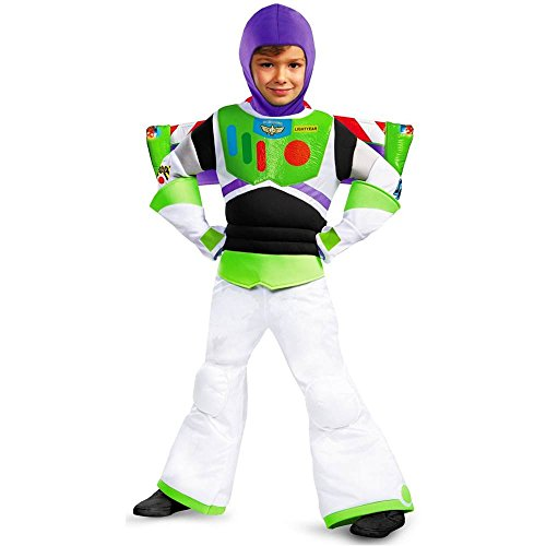 Toy Story: Buzz Lightyear Prestige Kids Costume