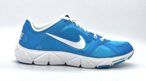 Nike Free XT Quick F Women's Sneakers Style# 415257-400 (6.5M WOMENS US, CHLORINE BLUE/WHITE)