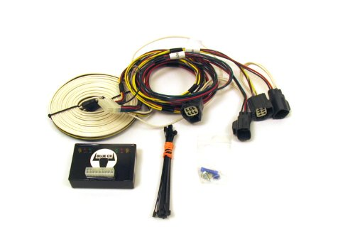 Blue Ox BX88285 EZ Light Wiring Harness Kit for Jeep Rubicon/Wrangler