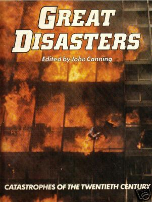 Image for Great Disasters : Catastrophes of the Twentieth Century