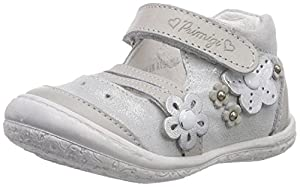 Primigi MIDI-E - Zapatos primeros pasos de cuero para niña marca Primigi