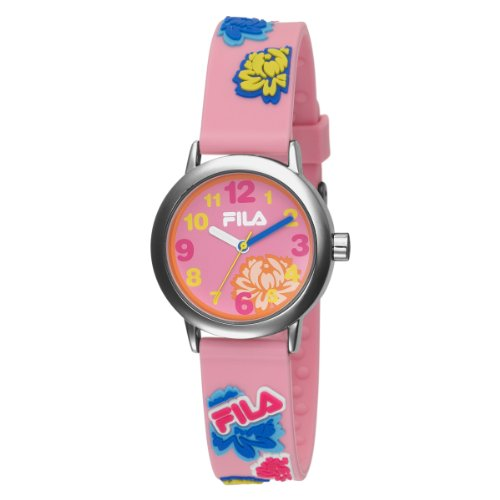 Fila Kids' FA0738-44 Three-Hands Sweet Time Watch