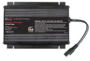 Schumacher INC-2405 5 Amp Automatic Microprocessor Charger