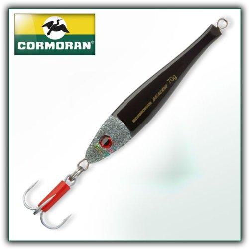 Cormoran Seacor Jigger Pilk BS black-silver head 9.5cm 55g