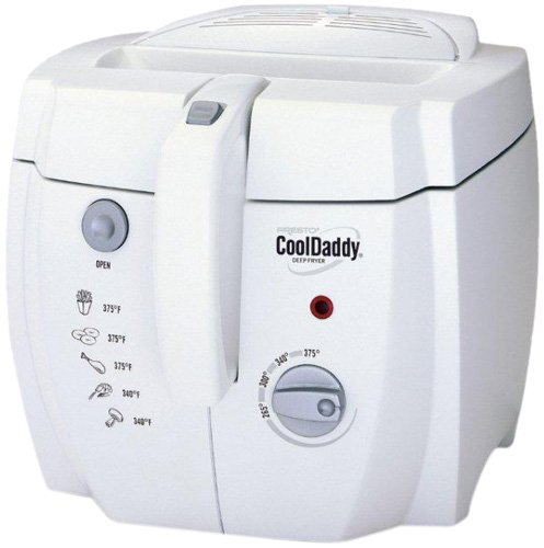Presto CoolDaddy Electric Deep Fryer